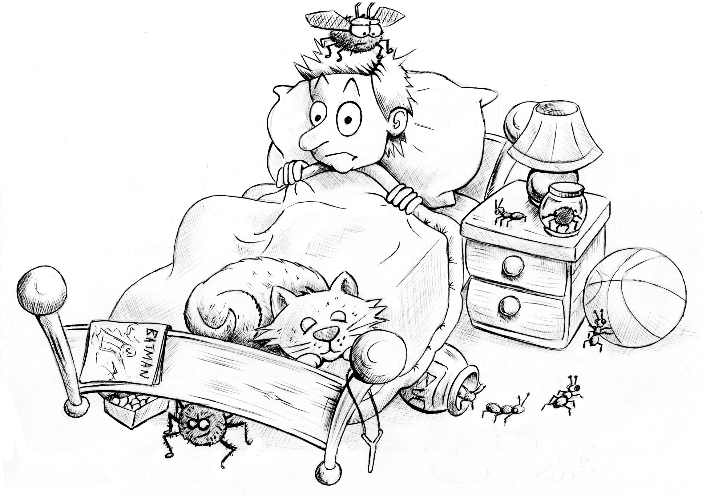 Can A Bed Bug Get Inside A Kindle