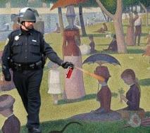 copspray