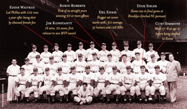 1950 Philadelphia Phillies
