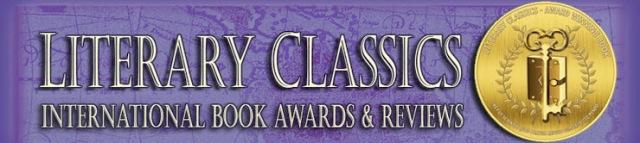 Literary Classics top book awards met award seal for blog