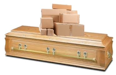 box-coffin