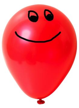 Balloon isolated on white