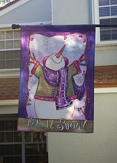 snowflag
